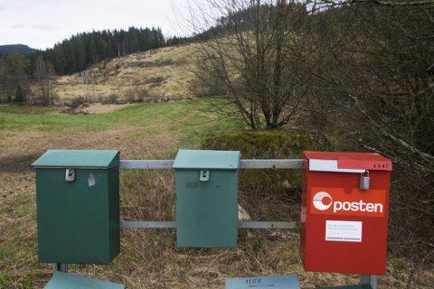 22 DAGER: Brevet fra sykehuset brukte 22 dager på å komme seg til Jørunn Larsen i Berlevåg. Posten Norge mener det kan ha blitt sendt til feil adresse.