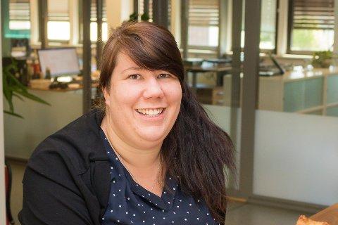 FORNØYD: Marit Jacobsen er glad det er mange søkere til stillingen.