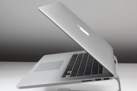 KALLES TILBAKE: Apple kaller tilbake 15 tommers MacBook Pro solgt mellom september 2015 og februar 2017 på grunn av fare for overoppheting.