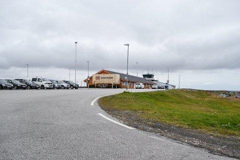 STENGER: Flyplassen stenger dørene 5-7. juli.