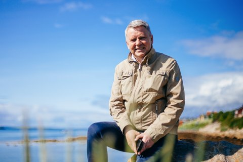 FORNØYD: Konsernsjef Terje Skansen kan si seg fornøyd med 2018, som bød på gode resultater for Varanger Kraft-selskapene.