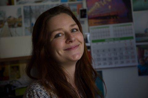 NYTT EVENTYR: Ksenia Novikova gleder seg veldig til å begynne som informasjonsmedarbeider ved Barentssekretariatet.