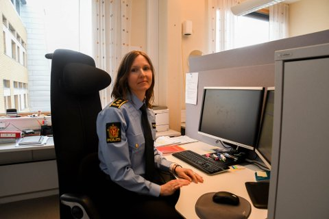 INGEN ER SIKTET: Ingrid Aamodt er politiadvokat i Finnmark politidistrikt. Aamodt opplyser at alle som var involvert i utforkjøringen fortsatt er innlagt på UNN.