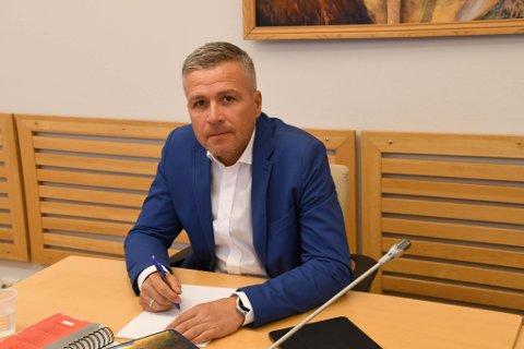 ADVOKAT: Kjetil H. Nilsen var forsvarer for kvinnen.