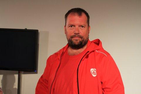 FORTSETTER: Rolf Laupstad fortsetter som ordfører i Berlevåg.