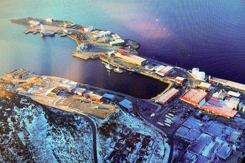 VIKTIG: Basevirksomhet er sentralt for utvikling av leverandørindustrien. Hammerfest er i dag ledende i nord og står for over halvparten av de totale leveransene til oljevirksomheten i Nord-Norge.