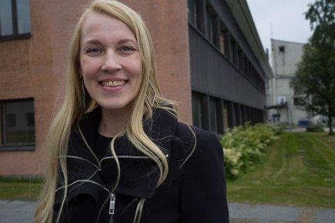 REKRUTTERING: Sydvarangers rekrutteringsansvarlige, Arianne Heitmann Beckmand.