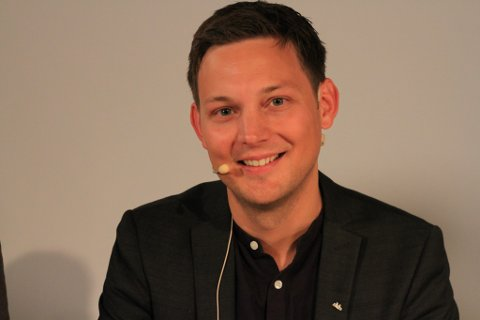 VALGVINNER: Sigurd Rafaelsen i Lebesby Arbeiderparti kan glede seg over at partiet ble størt i Lebesby. De får åtte mandater i kommunestyret, akkurat som de fikk ved forrige valg.