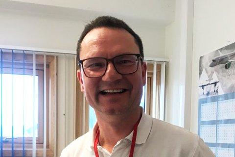 ORDFØRER: Avtale sikrer Jan Olsen ordførersetet.
