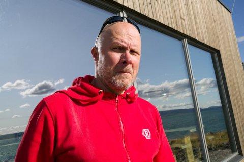 SATSER: Edgar Olsen er fisker og har satset tungt på Varanger Lodge i Nesseby.