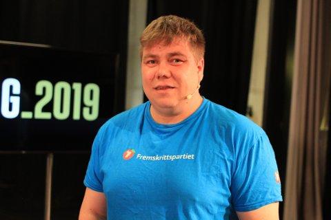 UENIG: Morten Blien fra Frp er for å styrke samisk språk, men mener det blir feil å gjøre det med obligatorisk undervisning.