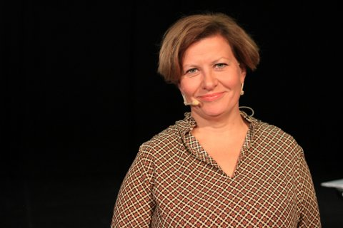 BEDRE TILBUD: Helga Pedersen (Ap) ser ut til å bli ny ordfører i Tana.