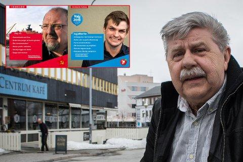UTMELDING: Staal Nilsen støtter ikke opp under Frp sin markedsføringsmetoder og melder seg ut av partiet.