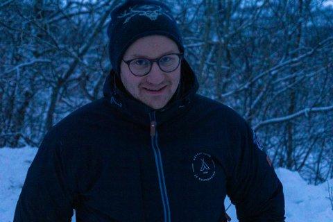 BERG OG DALBANE: Daglig leder for Arctic Lavvo AS, Anders Bongo-Wiik, forteller at den siste tiden har vært full av motgang og medgang. Heldigvis har han fått alle ansatte tilbake på jobb, og henvendelsene står i kø. Nå håper han bare at det varer.