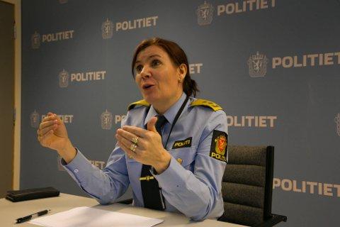 ANMELDTE SINE EGNE: Men spesialenheten for politisaker henla anmeldelsen fra politimester Ellen Katrine Hætta.