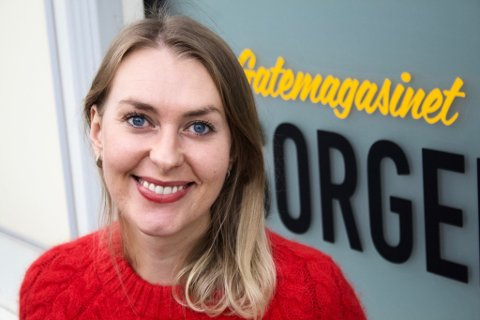 AVSLØRER SEXSALG: Tidligere iFinnmark-journalist, nå redaktør i Gatemagasinen Sorgenfri, er med på å avsløre sexsalg i Trondheim.