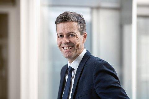 Knut Arild Hareide (KrF),  samferdselsminister