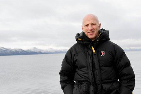 NY JOBB: Kjetil Johansen er ny daglig leder i Offroad Finnmark.