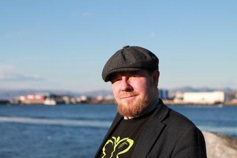 Ken Roger Gjøvik sitter i styret for den frivillige organisasjonen Mental Helse Finnmark. På fredag skal han være med å markere verdensdagen for psykisk helse.