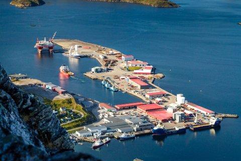 FORLENGET KONTRAKT: Forlenget kontrakt med Equinor sikrer aktiviteten på Polarbase i årene som kommer og gir grunnlag for nyansettelser.