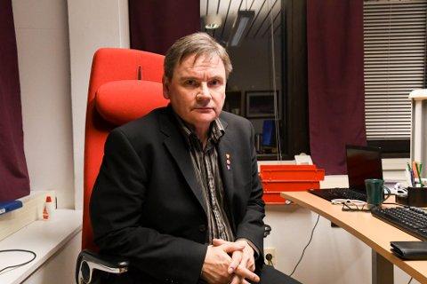 SKUFFET: Karasjok-ordfører Svein Atle Somby (Ap) er skuffet over at FeFo-styret endret på vedtaket fra november som omhandlet Karasjoks befolknings eiendomsrett. – Det er synd vi ikke får en skikkelig debatt rundt dette.