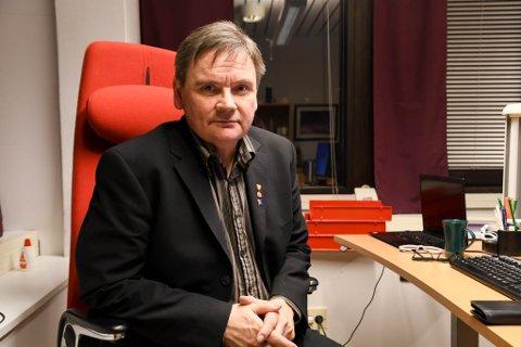 TAR FLERE GREP: Karasjok-ordfører Svein Atle Somby (Ap) opplyser at de har vedtatt å gjøre flere tiltak etter de siste smittetilfellene i kommunen.