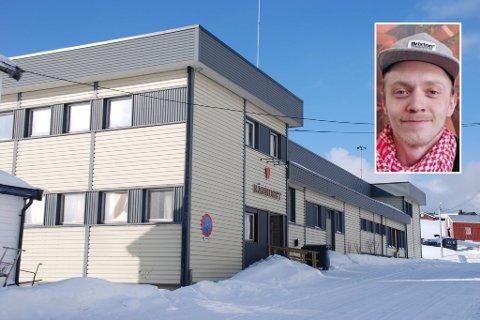 FÅR KRITIKK: Gamvik kommune får skarp kritikk av Fagforbundet i et brev de har sendt kommunen. Innfelt er estleder i Fagforbundet Gamvik, Erik Bjønness-Hansen.