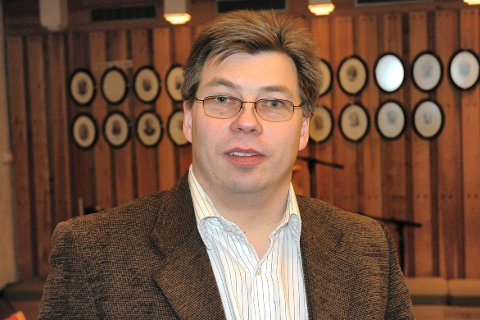 OMSTRIDT: Jørn Aslaksen ble absatt som rådmann i Tana i 2005. Dette bildet er fra 2007. Den gang kom det kritikk fra Arbeidstilsynet, og Aslaksen lovet at påleggene ville bli fulgt opp.