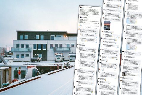 SKUFFET: «Tragisk beslutning». «Der forsvant bolysten atter en gang». «D e bare trasi lesning d hær». «Har lyst å gråte når absolutt alt som foreslåes får NEI». Dette var noen av kommentarene på Facebook-gruppen «Hverdagspolitikk i Vadsø».