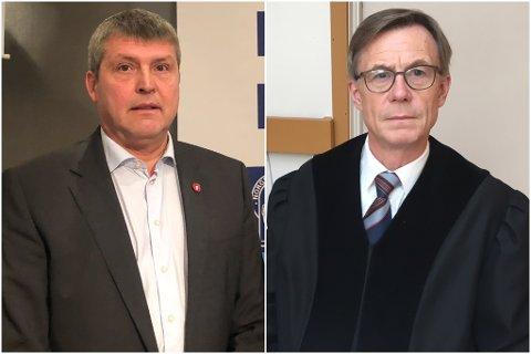 UENIGE: Frps Bengt Rune Strifeldt mener den nye ordningen vil styrke det samiske mens sorenskriver i Indre Finnmark tingrett, Finn-Arne Schanche Selfors,  frykter det motsatte vil skje.