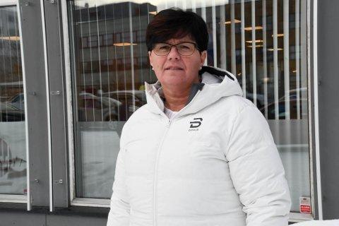 SKUFFET: Randi Østgaard, Nav-leder i Alta, er skuffet over at kvinnen som slo til henne, ikke fikk fengselsstraff.