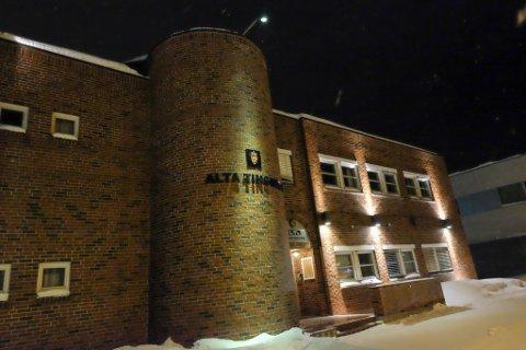 KONKURS: Alta Tingrett har åpnet konkurs i Wiss Bemanning AS.
