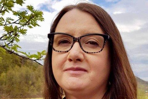 SØKER: Kristin Rajala er en av 23 søkere til stillingen ved Sametinget.
