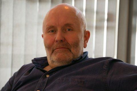 MINDRE Å GJØRE: Thor Morten Bråteng i Nordvent Kirkenes registrerer at det er færre oppdrag å kjempe om. Nå har ventilasjonsfirmaet gått til det skritt å permittere ansatte.