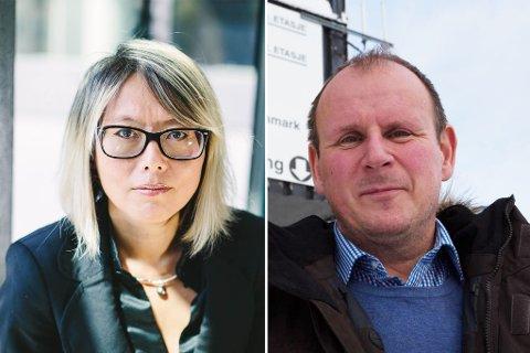 Fra å skrike etter arbeidskraft har Norge over natten fått høy arbeidsledighet, skriver Målfrid Baik, regiondirektør NHO Arktis og Bjørn Johansen, regionleder LO Troms og Finnmark.