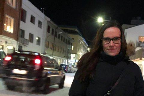 NYTT TILFELLE: Ordføer Marianne Sivertsen Næss bekrefter at det nå er tre i Hammerfest med korona. Foto: Trond Ivar Lunga