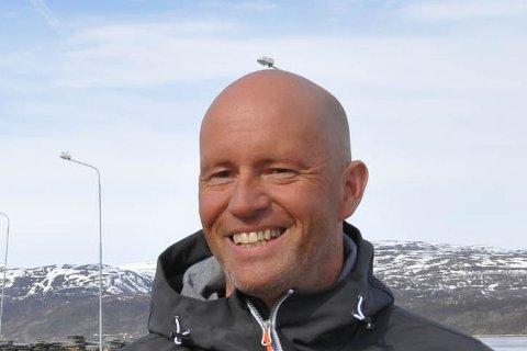 HELDIG: John Vegar Holten får fiske i Altaelva i år.