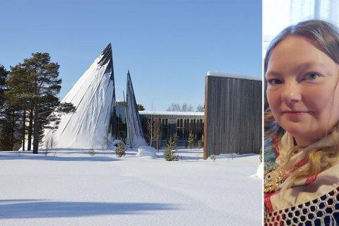 SØKER STILLING: Tina Solbakken Eira er en av 16 søkere på ledig stilling hos Sametinget.