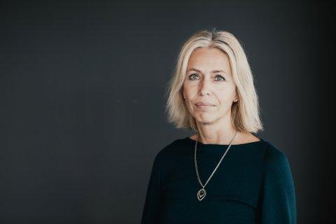 STERK KRITIKK: Ekspedisjonssjef Annette Gohn-Hellum i RIksrevisjonen sier at de bruker noen av de sterkeste kritikkformene i rapporten om kvotesytemet.