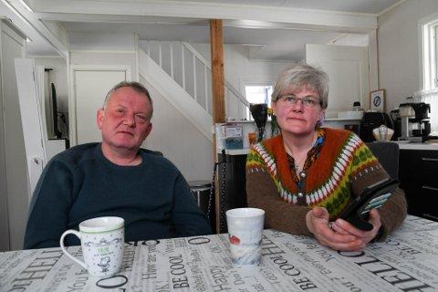 PAR: Tor-Harald Eriksen fra Nuvsvåg og Susanne Thomassen fra Rypefjord har kjøpt Arctic Fjordcamp i Burfjord.