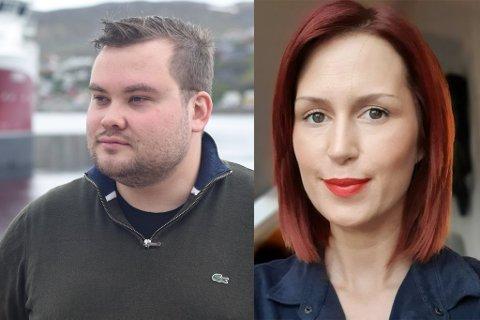 Tarjei Jensen Bech og Aurora Bårdsen Nielsen har begge vært gjennom vanskelige perioder i livet. Nå forteller de hvordan de kommer seg gjennom koronatiden.