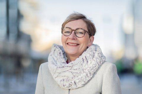 NY SJEF: Liv Bortne Ulriksen har overbevisst konsernledelsen og ble ny konsernsjef tirsdag. Dagen etter presenterer banken kanontall.