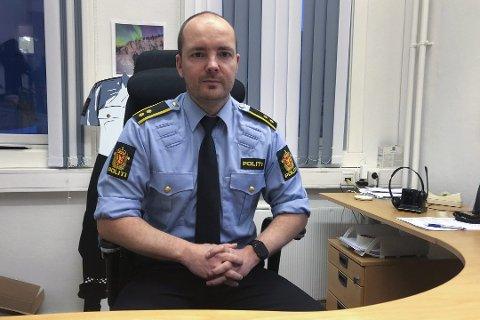 FØLGER OPP REDNINGSPERSONELL: Asgeir Aule opplyser at dødsulykken på Seiland vil bli fulgt opp, men de har foreløpig ikke hatt samtaler med de involverte partene.