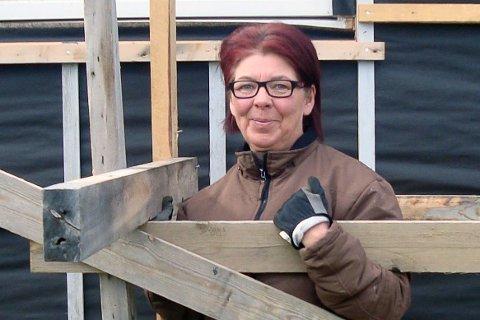 GLEDER SEG STORT: 29. mai kan Mariana Halonen endelig krysse finskegrensa for å besøke familien i Nuorgam. Men tilbake i Norge må hun i ti dagers karantene. Det ordner seg siden hun da har 13 dagers turnusfri.