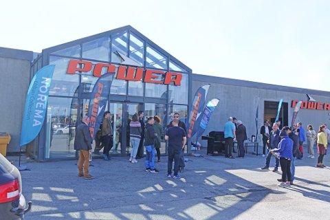 NY LEIETAKER: Det er nå klart at Sport Outlet-kjeden etablerer seg i Storsvingen i Hammerfest.