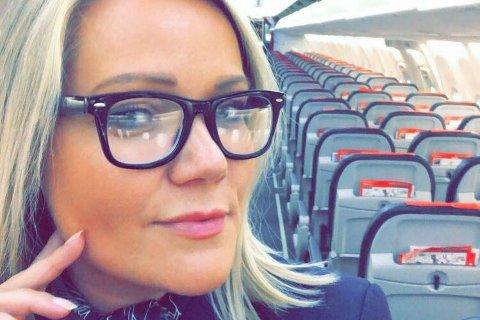 OPTIMIST: Stine Sannesmoen er optimistisk på flyselskapet Norwegians vegne.