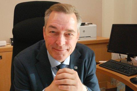 NYE OPPGAVER: Frank Bakke-Jensen ble anbefalt å søke på stillingen som fiskeridirektør.