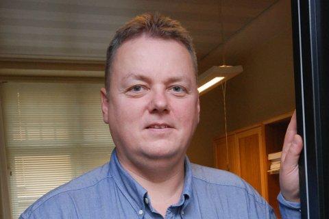 SKAL JOBBE FOR VARANGER KRAFT: Runar Sjåstad (Ap) fra Finnmark sitter på Stortinget. Han mener det er uheldig at Varanger Kraft sitt vindkraftprosjekt ikke har fått utsettelse på byggestarten på trinn tre.