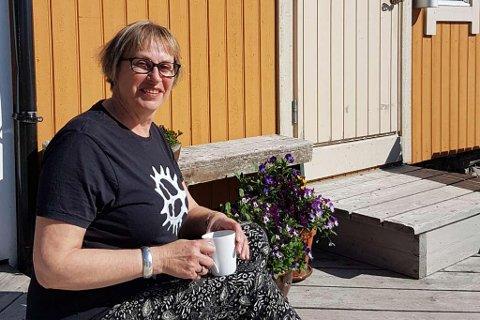 SELGER GJESTEHUSET: Etter 18 år på eiersiden selger Åse Winstens driftsselskapet til italienske eiere. Hun skal fremdeles være på eiersiden.