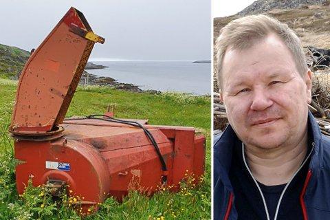 FULGTE SPORET: Synderen skjønte trolig tegninga da Stein-Arild Olaussen la ut bilder på Facebook av forsøpling.